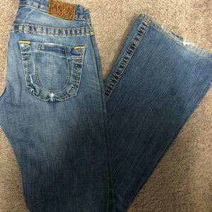 Vintage True Religion Jeans Size 27
